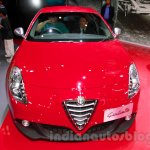 Alfa Romeo Giulietta front at the 2014 Indonesia International Motor Show
