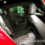 Alfa Romeo Giulietta rear seat at the 2014 Indonesia International Motor Show