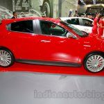 Alfa Romeo Giulietta side view at the 2014 Indonesia International Motor Show