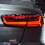 Audi A6 facelift taillamp right at the 2014 Paris Motor Show