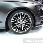 Audi A6 facelift wheel at the 2014 Paris Motor Show