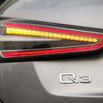 Audi Q3 Dynamic Clear Lens LED tail lamp