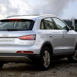 Audi Q3 Dynamic rear three quarter
