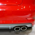Audi S3 exhaust tip at the 2014 Indonesia International Motor Show