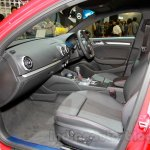 Audi S3 front seats at the 2014 Indonesia International Motor Show
