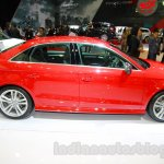 Audi S3 side at the 2014 Indonesia International Motor Show