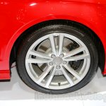 Audi S3 wheel at the 2014 Indonesia International Motor Show