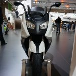 BMW C 600 Sport special edition front at the 2014 INTERMOT 2014