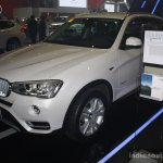 BMW X3 facelift at 2014 Philippines Motor Show