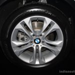 BMW X3 facelift wheel at 2014 Philippines Motor Show
