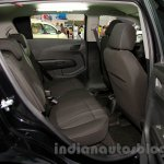 Chevrolet Aveo Manchester United Edition rear seat at the 2014 Indonesia International Motor Show
