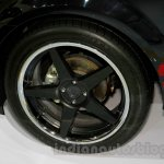 Chevrolet Aveo Manchester United Edition wheel at the 2014 Indonesia International Motor Show