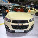 Chevrolet Captiva special edition front at the 2014 Indonesia International Motor Show