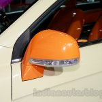 Chevrolet Captiva special edition mirror cap at the 2014 Indonesia International Motor Show