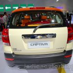 Chevrolet Captiva special edition rear at the 2014 Indonesia International Motor Show