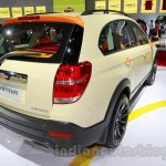 Chevrolet Captiva special edition rear three quarters right at the 2014 Indonesia International Motor Show