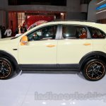 Chevrolet Captiva special edition side at the 2014 Indonesia International Motor Show