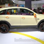 Chevrolet Captiva special edition side view at the 2014 Indonesia International Motor Show