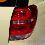 Chevrolet Captiva special edition taillight at the 2014 Indonesia International Motor Show