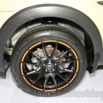 Chevrolet Captiva special edition wheel at the 2014 Indonesia International Motor Show