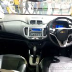 Chevrolet Spin Activ dashboard at the 2014 Indonesia International Motor Show