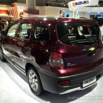 Chevrolet Spin Activ rear three quarters at the 2014 Indonesia International Motor Show