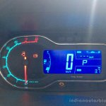 Chevrolet Spin Activ speedometer at the 2014 Indonesia International Motor Show