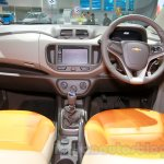 Chevrolet Spin Limited Edition dashboard at the 2014 Indonesia International Motor Show