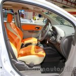 Chevrolet Spin Limited Edition front seats at the 2014 Indonesia International Motor Show