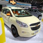 Chevrolet Spin Limited Edition front three quarters at the 2014 Indonesia International Motor Show