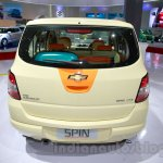 Chevrolet Spin Limited Edition rear at the 2014 Indonesia International Motor Show