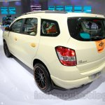 Chevrolet Spin Limited Edition rear three quarters left at the 2014 Indonesia International Motor Show