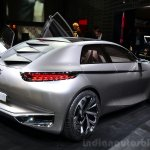 Citroen Divine DS Concept rear three quarters at the 2014 Paris Motor Show