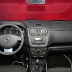 Dacia Lodgy Stepway dashboard at the 2014 Paris Motor Show