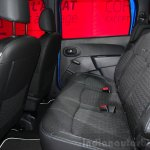 Dacia Lodgy Stepway rear seat at the 2014 Paris Motor Show