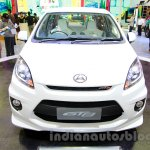 Daihatsu Ayla GT2 front at the Indonesia International Motor Show 2014
