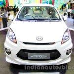 Daihatsu Ayla GT2 front at the Indonesia International Motor Show 2014