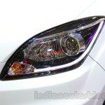 Daihatsu Ayla GT2 headlamp at the Indonesia International Motor Show 2014