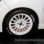 Daihatsu Ayla GT2 wheel at the Indonesia International Motor Show 2014