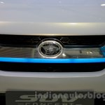 Daihatsu SUV Concept at the 2014 Indonesia International Motor Show grille