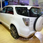 Daihatsu Terios Spirit rear three quarters left at the 2014 Indonesia International Motor Show