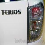 Daihatsu Terios Spirit taillamp at the 2014 Indonesia International Motor Show
