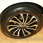 Daihatsu Terios Spirit wheel at the 2014 Indonesia International Motor Show