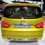 Daihatsu UFC-3 Concept at the 2014 Indonesia International Motor Show rear