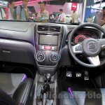 Daihatsu Xenia Indigo dashboard at the 2014 Indonesia International Motor Show