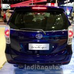 Daihatsu Xenia Indigo rear at the 2014 Indonesia International Motor Show