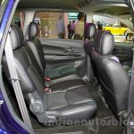 Daihatsu Xenia Indigo rear seat at the 2014 Indonesia International Motor Show
