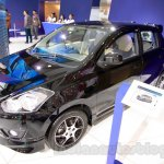 Datsun Go Panca Accessorized at the 2014 Indonesia International Motor Show front quarter