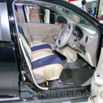 Datsun Go Panca Accessorized at the 2014 Indonesia International Motor Show front seat