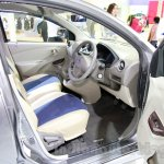 Datsun Go+ Panca Accessorized at the 2014 Indonesia International Motor Show front seat